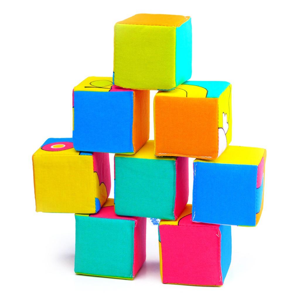 Картинки на детских кубиках