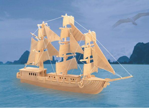 Как сделать из дерева корабль чтобы